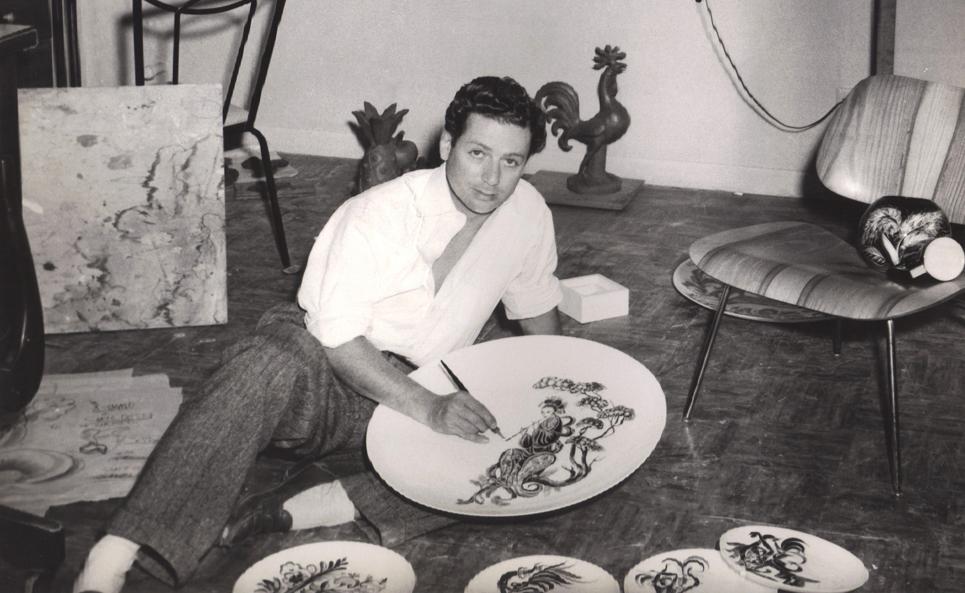 Sascha Brastoff 1947