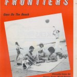 Frontiers, Vol. 1, No. 1 (May 6-20, 1982)