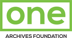 ONE Archives Foundation