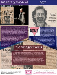 PA 11 - children's hour, boys in the band, bent-L