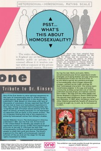 Panel 1 - What's This About Homosexuality