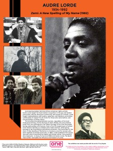Panel 4 - Audre Lorde