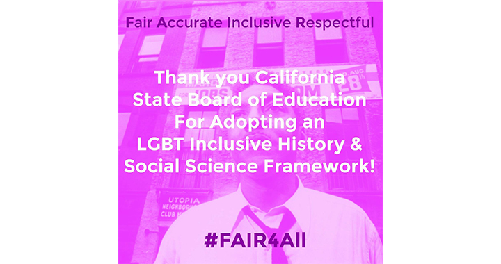 FAIR Education Act