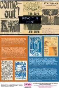 Panel 20 - Revolt in Print