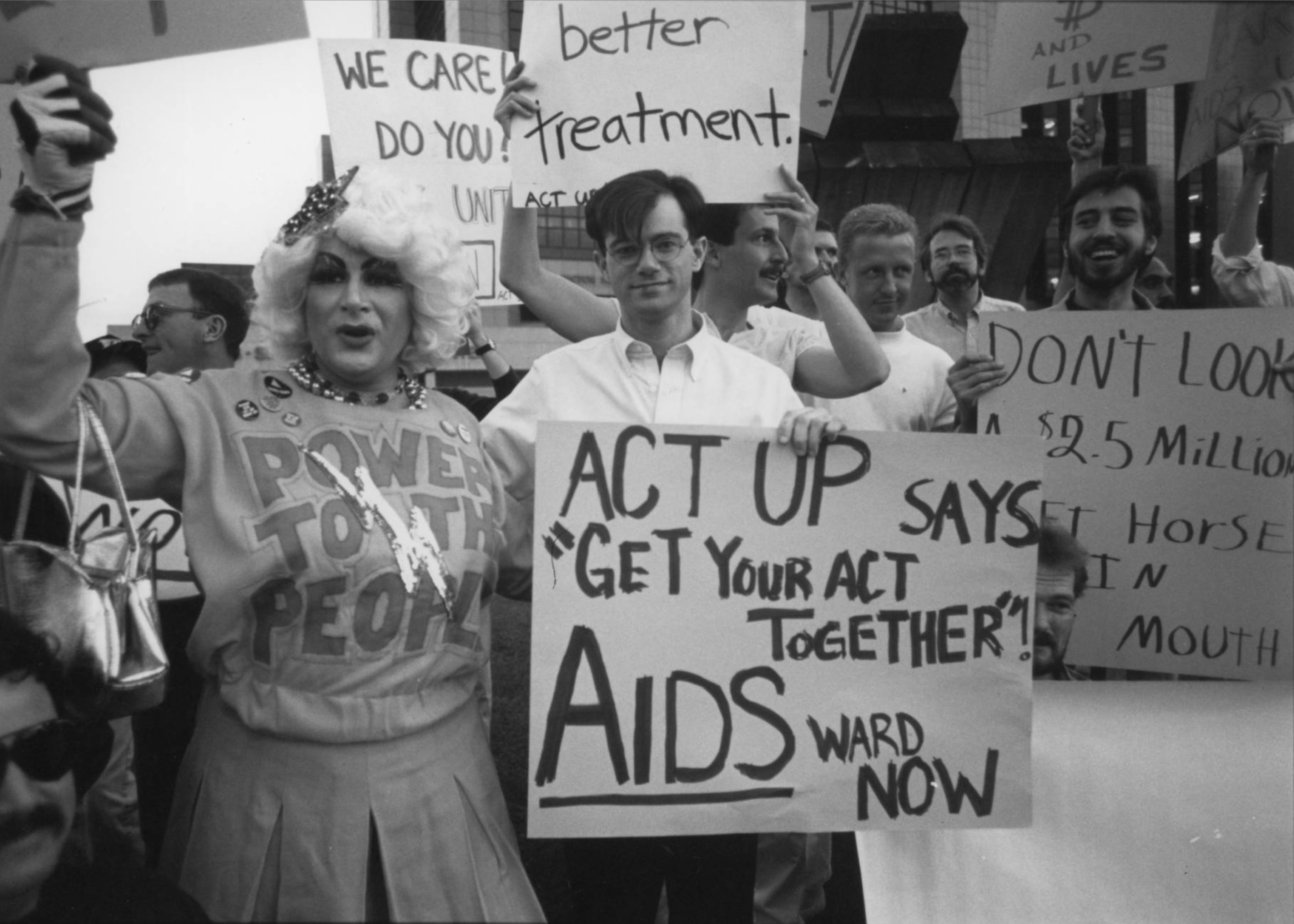 AIDS & HIV Activism
