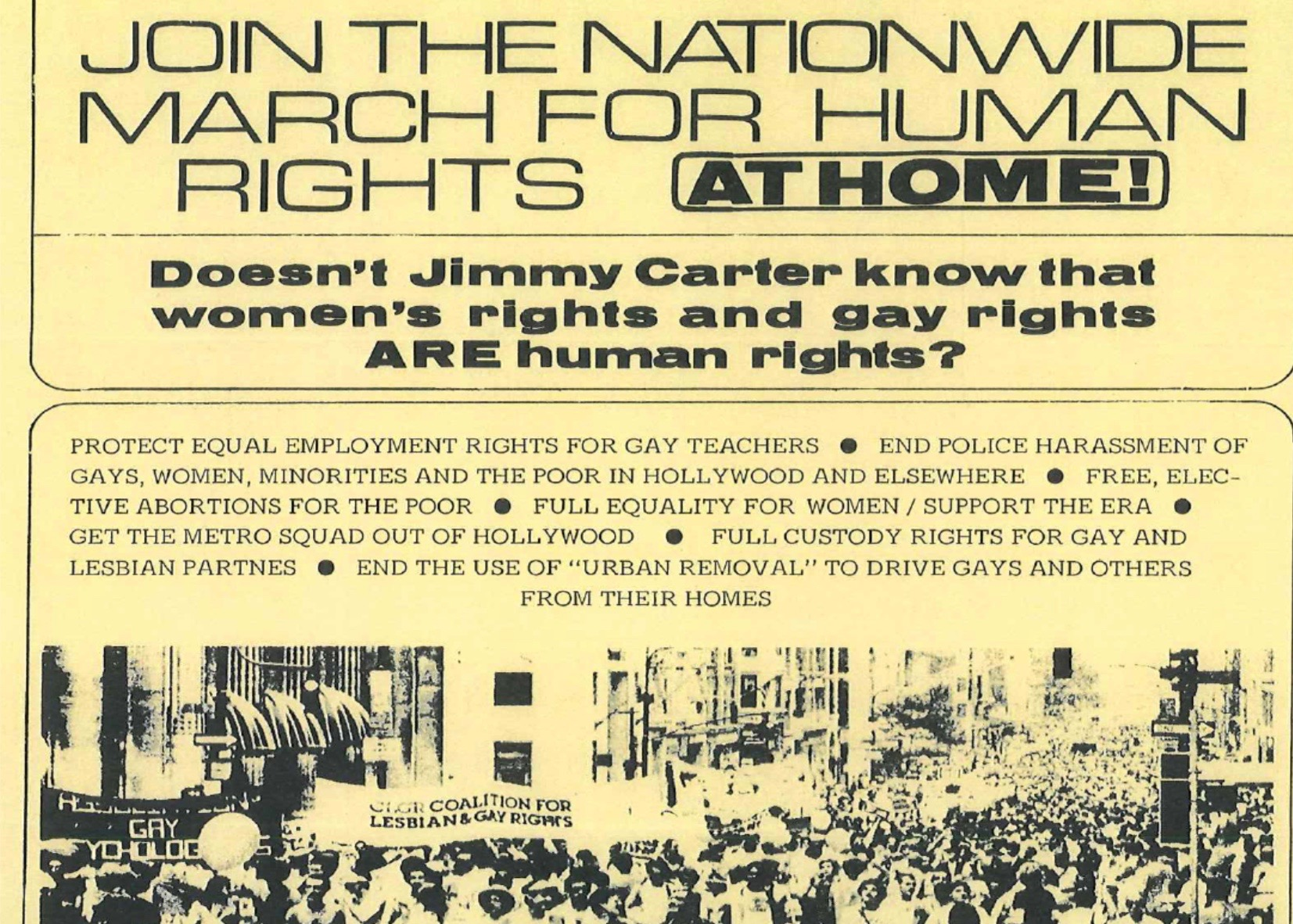 LGBTQ Civil Rights