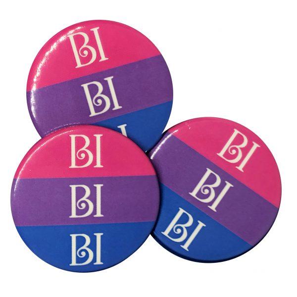 """Bi Bi Bi"" Button"