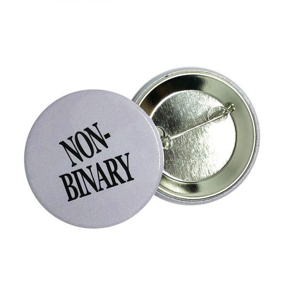 """""""Non-Binary"""" Button"""