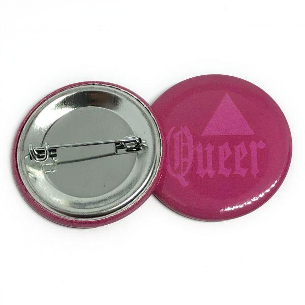 """""""Queer"""" Button"""