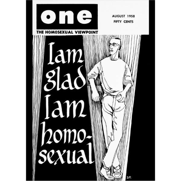 """I am Glad I am Homosexual"" Greeting Cards (Set of Five)"