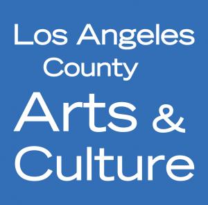 Los Angeles County Arts & Culture logo
